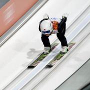 Takanashi gewinnt Gesamt-Weltcup - Gräßler Siebte (Foto)