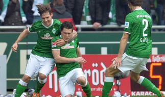 Werder gewinnt Abstiegs-Derby im Norden - BVBauf zwei (Foto)