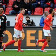 Bayer wieder ohne Sieg - Mainz nach 1:0 auf Euro-Kurs (Foto)