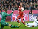 Robben führt FCB bei Gala zum 5:1 - Rekord eingestellt (Foto)