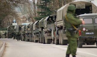 Kiew ordnet volle Kampfbereitschaft an (Foto)