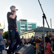 Gentleman in Afrika: Reggae-Star kehrt zu Wurzeln zurück (Foto)