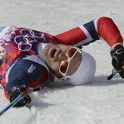 Weltcup-Spitzenreiter Sundby siegt über 15 Kilometer (Foto)