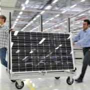 Start von Solarworld bei Bosch Solar nicht vor Mitte März (Foto)