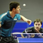 Finale zwischen Boll und Ovtcharov perfekt (Foto)