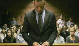 Zeugen im Pistorius-Prozess fühlen sich bedrängt (Foto)
