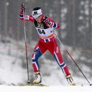 Olympiasiegerin Björgen siegt auch in Lahti (Foto)