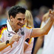 Volleyball-Verband verlängert mit Heynen und Guidetti (Foto)