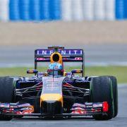 Vettel sammelt am letzten Testtag wichtige Kilometer (Foto)