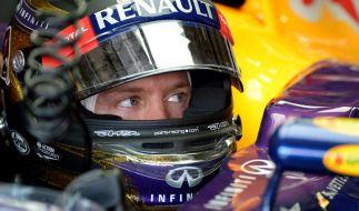 Fahrt ins Ungewisse für Vettel und Red Bull (Foto)