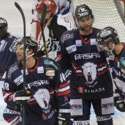 Eisbären für Pre-Playoffs qualifiziert - Freezers vorn (Foto)