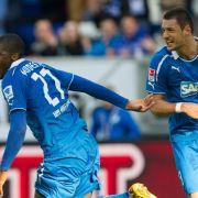 Pokalrevanche: Hoffenheim stoppt Wolfsburg mit 6:2 (Foto)