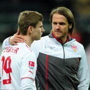 VfB: Bobic schließt Trennung vonSchneider nicht aus (Foto)
