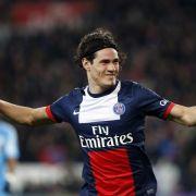 Paris Saint-Germain gewinnt 2:0 gegen Marseille (Foto)