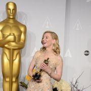 Cate Blanchett hält sich vom Hollywood-Trubel fern (Foto)