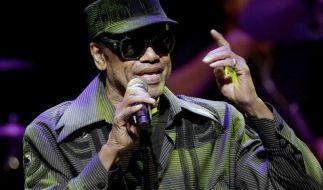 Soullegende Bobby Womack wird 70 (Foto)