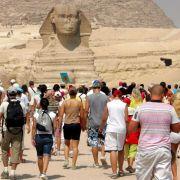 Ägyptens Fremdenverkehr im Stop-and-go-Modus (Foto)
