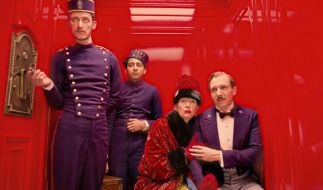 «Grand Budapest Hotel» mit Star-Besetzung (Foto)