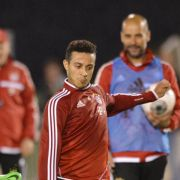 Thiago über seine Rolle als «Trainer-Liebling» (Foto)