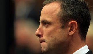 Mord oder ein tragischer Unfall? Oscar Pistorius bekennt sich «nicht schuldig». (Foto)