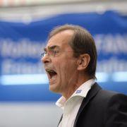 Pokal-Dauersieger Moculescu: «Juckt dann keinen mehr» (Foto)