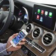 CarPlay integriert das iPhone vollends ins Auto (Foto)