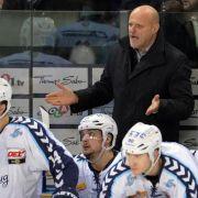 Trainer Laporte verlängert bei den Freezers (Foto)