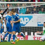 Wolfsburger Träsch für zwei Spiele gesperrt (Foto)