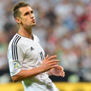 DFB-Training mit 19 Spielern: Klose fehlt (Foto)