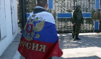Krim-Konflikt:Sorge vor Eskalation und neuer Spaltung Europas (Foto)