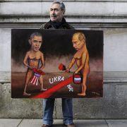 Kalter Krieg! So macht Obama Druck auf Putin (Foto)
