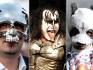 Pandas, Zombies, Diskokugeln