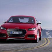 Zunächst nur als Coupé: Neuer Audi TT startet im Herbst (Foto)