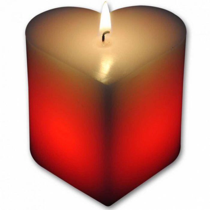 Heiß und flammend wie die Liebe (Foto)