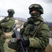 So real ist ein Krieg auf der Krim (Foto)