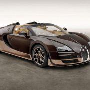 Bugatti präsentiert viertes von sechs Roadster-Sondermodellen (Foto)