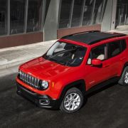 Neues Einstiegsmodell Renegade rundet Jeep-Palette nach unten ab (Foto)