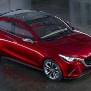 Designstudie Hazumi nimmt nächsten Mazda2 vorweg (Foto)