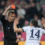 Papadopoulos vom FCSchalke für ein Spiel gesperrt (Foto)