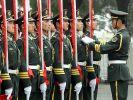 China verteidigt Aufrüstung seines Militärs (Foto)