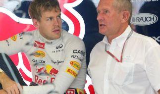 Formel-1-Auftakt für Red Bull «zwei Monate zu früh» (Foto)