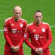 Ribéry gegen Robben: Pikanter WM-Test (Foto)
