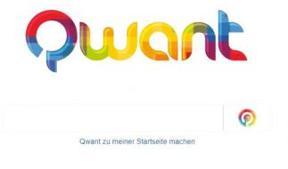 Französische Suchmaschine Qwant wirbt mit Datenschutz (Foto)