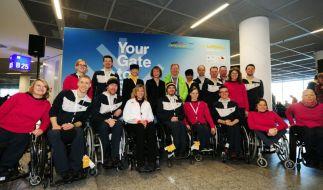 Gemischte Gefühle beim Paralympics-Team vor Sotschi (Foto)