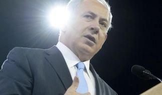 Netanjahu zu «historischem Frieden» mitPalästinensern bereit (Foto)