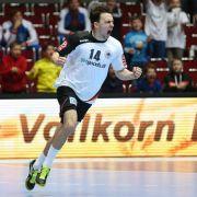 Arbeitssieg für deutsche Handballer (Foto)