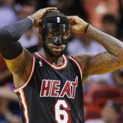 LeBron James verliert nach 61-Punkte-Spiel mit Miami (Foto)