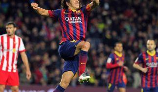 Puyol verlässt Barça zum Ende der Saison (Foto)