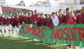 Ecuadors erster Indio-Verein hat große Träume (Foto)