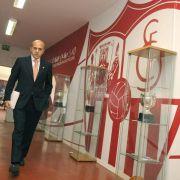Ex-Präsident des FCSevilla in Haft (Foto)